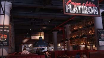 Flatiron Burger & Lobster New York