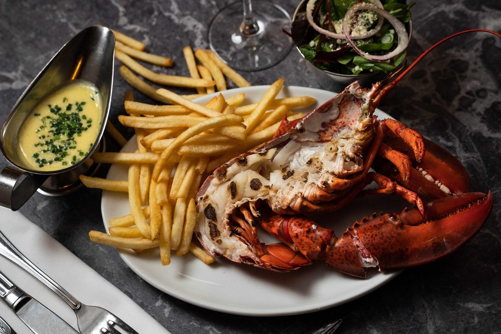Best Restaurant In Knightsbridge London | Burger & Lobster
